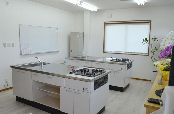 体験実習室